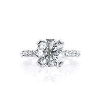 טבעת יהלום ליטל