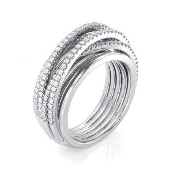 טבעת יהלום | סיגל