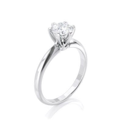 טבעת יהלום לירן