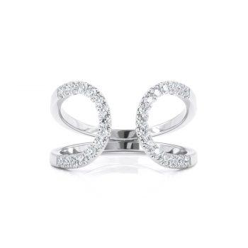 טבעת יהלומים | יונית