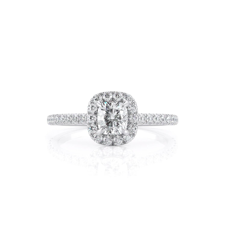 טבעת יהלום מאיה