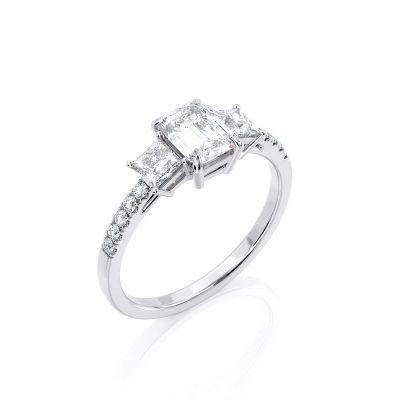 טבעת יהלום הגר