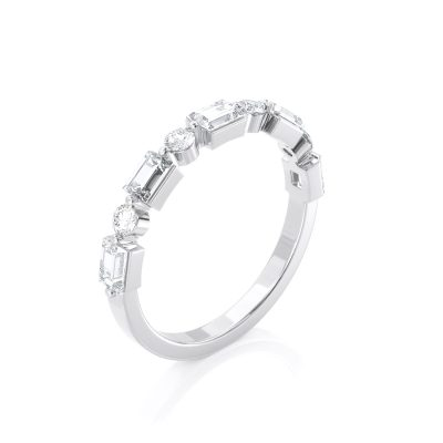 Eternity Baguette Diamond ring