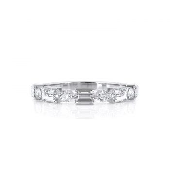 טבעת יהלומים | מירב