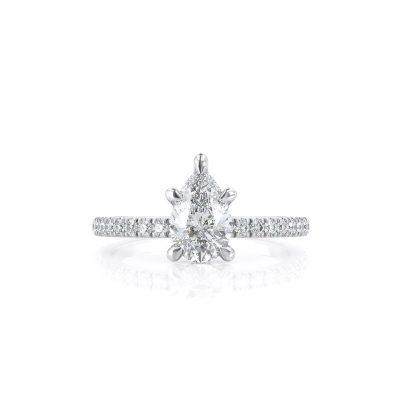 טבעת יהלום איימי