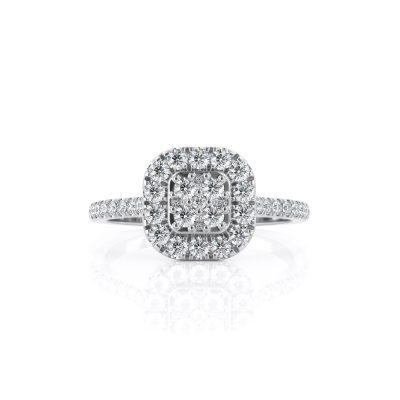 טבעת יהלום סופי