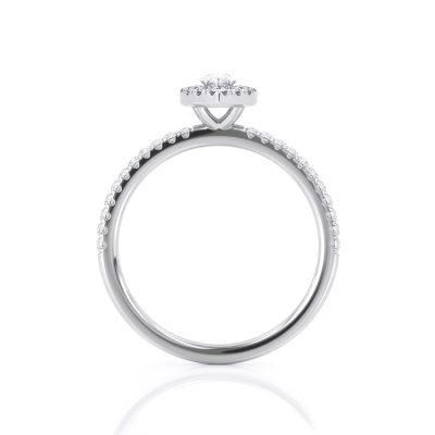 טבעת יהלום עדי
