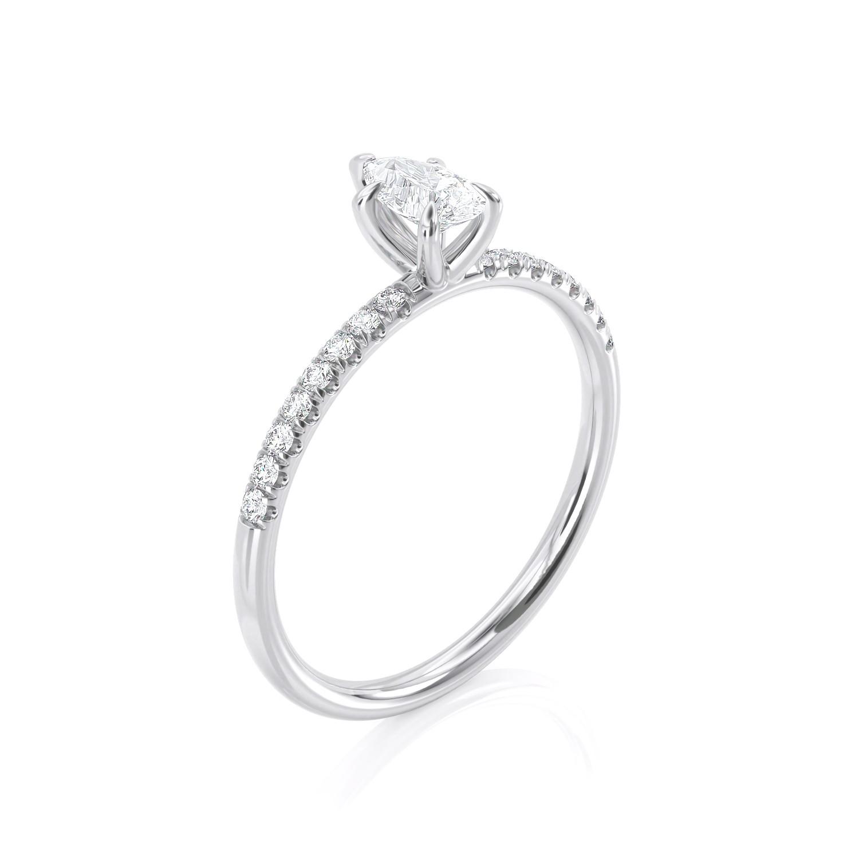 טבעת יהלום דניאל
