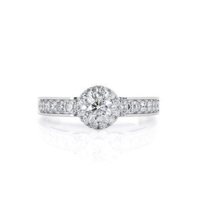 טבעת יהלום סטלה