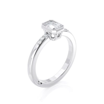 טבעת יהלום דינה