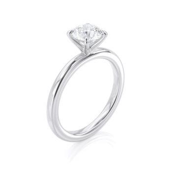 טבעת יהלום סוליטר | מלאני