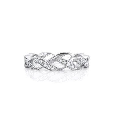 טבעת יהלום | מיכל