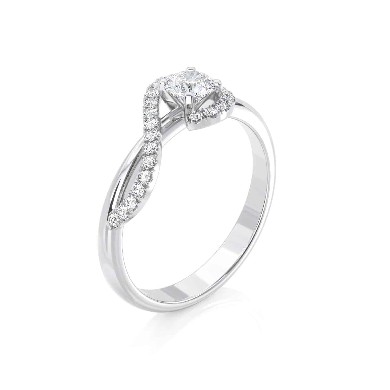 טבעת יהלום תהילה
