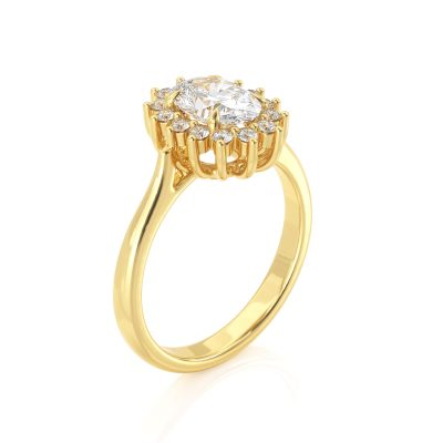 Diana Diamond ring