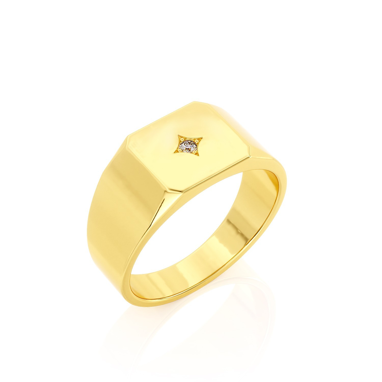 טבעת יהלום | בוני