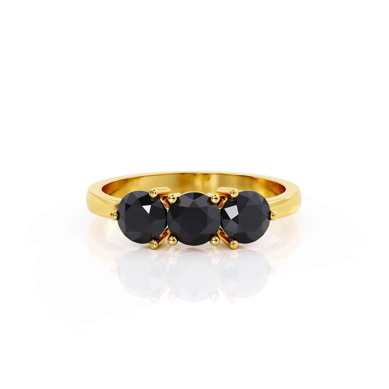 טבעת יהלום | עמליה