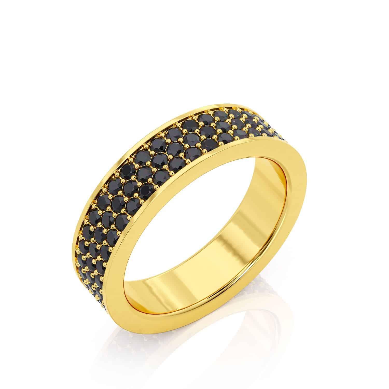 טבעת יהלומים אור