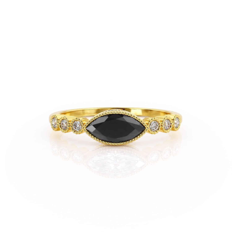 טבעת יהלום עדה
