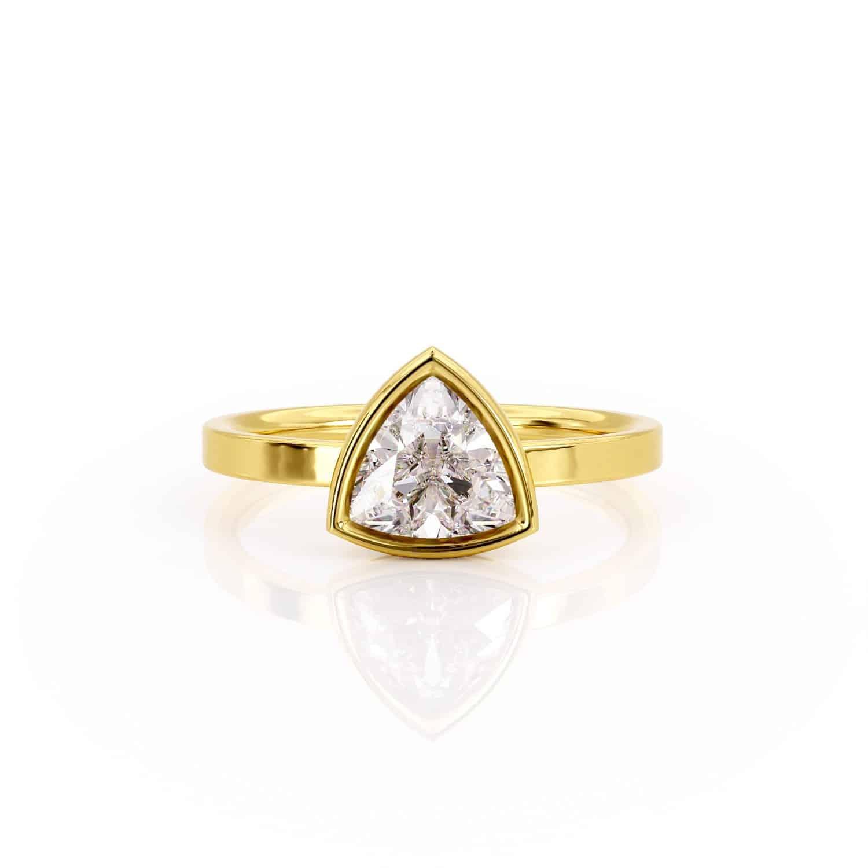 טבעת יהלום האנה