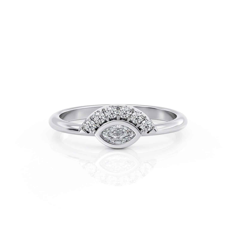 טבעת יהלום | מרי