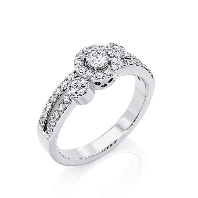 טבעת יהלום שלומית