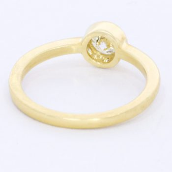 טבעת יהלום שירה