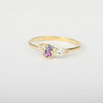 Melanie Colorful ring