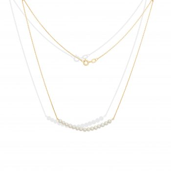 Collier Pearl necklace