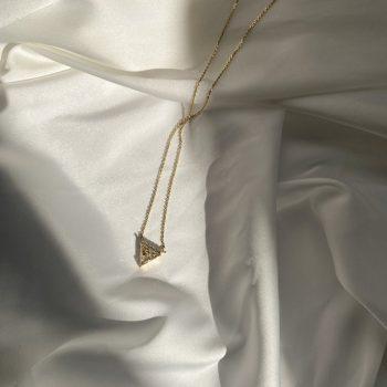 שרשרת יהלום | משולש