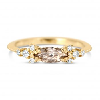 Marquise Diamond Ring | Desert Eye Desert