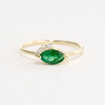 טבעת אמרלנד | אייריס