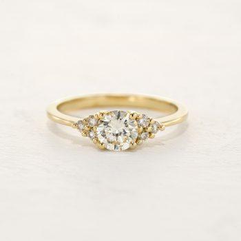 טבעת יהלום | ג'ניפר