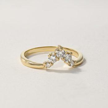 טבעת משלימה | כתר