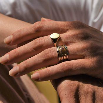 טבעת המזלות | Zodiac Ring