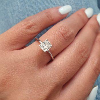 טבעת אירוסין | ענבר