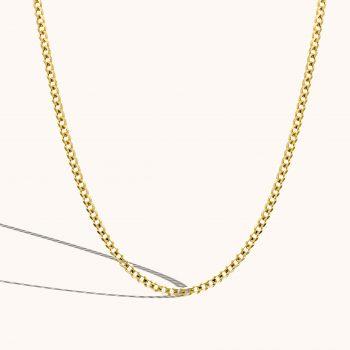 שרשרת זהב   Curb